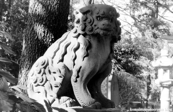 久伊豆神社(さいたま市岩槻区宮町)3