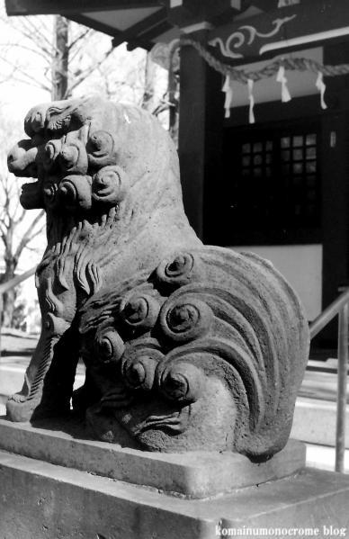諏訪神社(さいたま市岩槻区諏訪)1