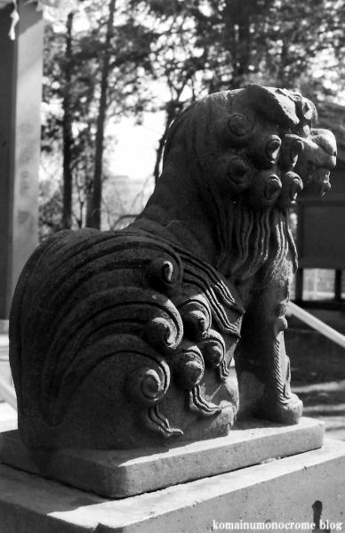 諏訪神社(さいたま市岩槻区諏訪)3