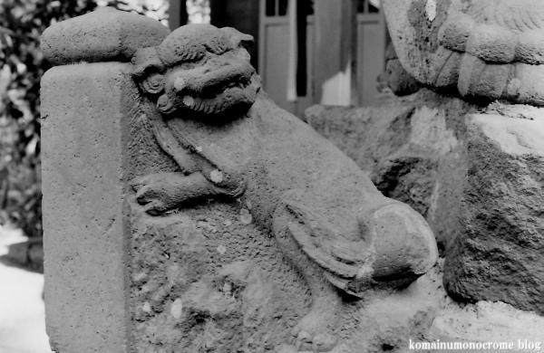 久伊豆神社(さいたま市岩槻区宮町)7