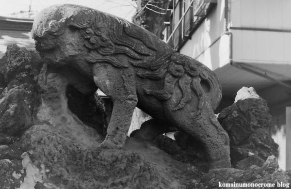 八雲神社(さいたま市岩槻区本町)1