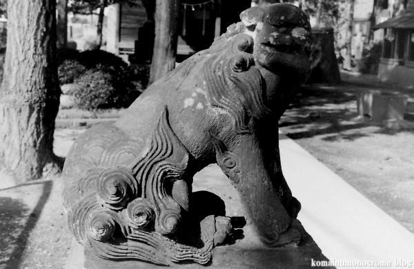 香取神社(さいたま市岩槻区大口)3