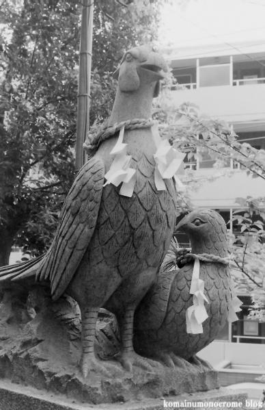大谷場氷川神社(さいたま市南区南本町)2