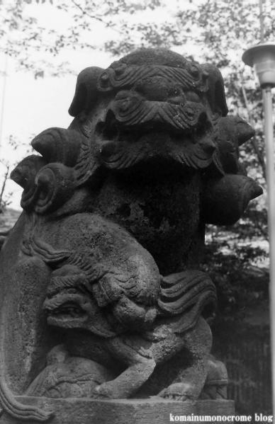 本太氷川神社(さいたま市浦和区本太)4