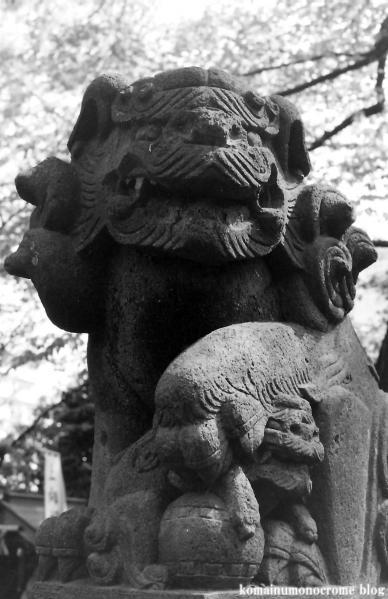 本太氷川神社(さいたま市浦和区本太)2