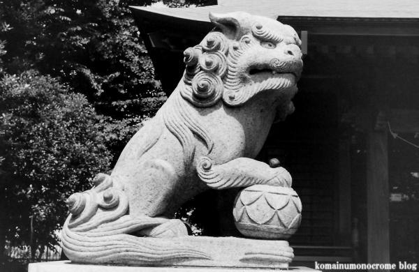 北野八幡神社(練馬区田柄)3
