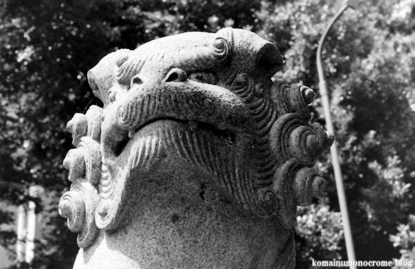 北野八幡神社(練馬区田柄)4