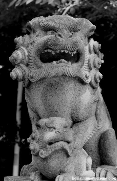北野八幡神社(練馬区田柄)2