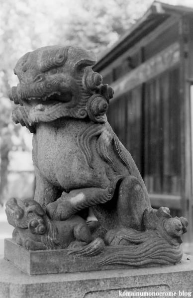 天祖神社(練馬区田柄)1