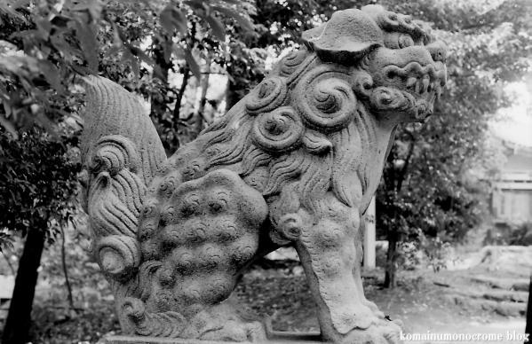 出世稲荷神社(練馬区旭町)3