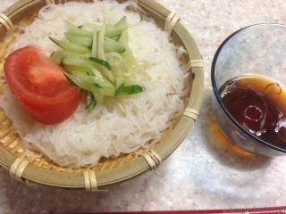簡単レシピ(つけ麺)