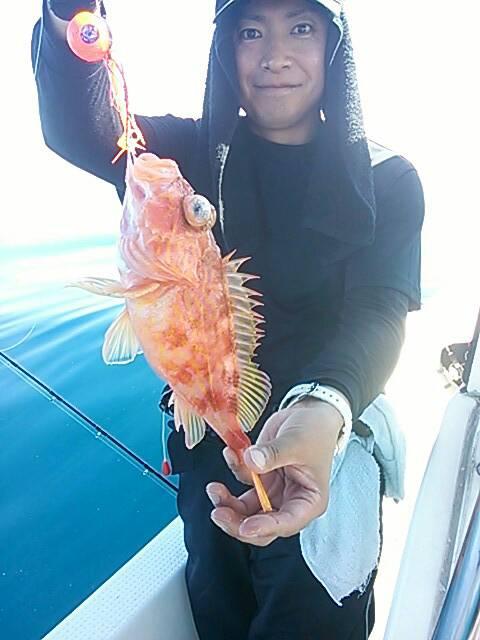 会長鯛ラバ7