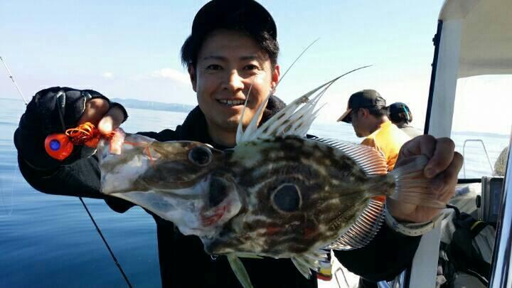 会長鯛ラバ12
