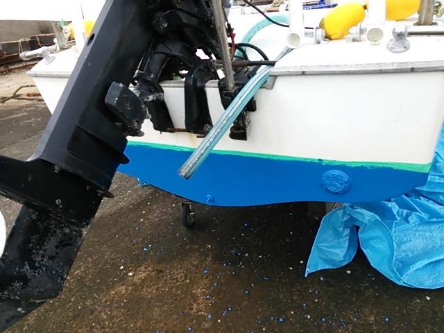 船底塗装11