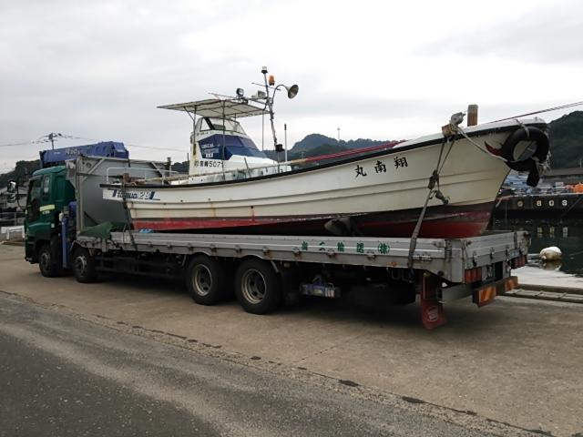 ノグチ船長ボート1