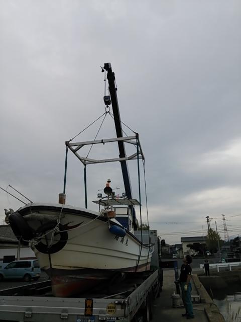 ノグチ船長ボート2