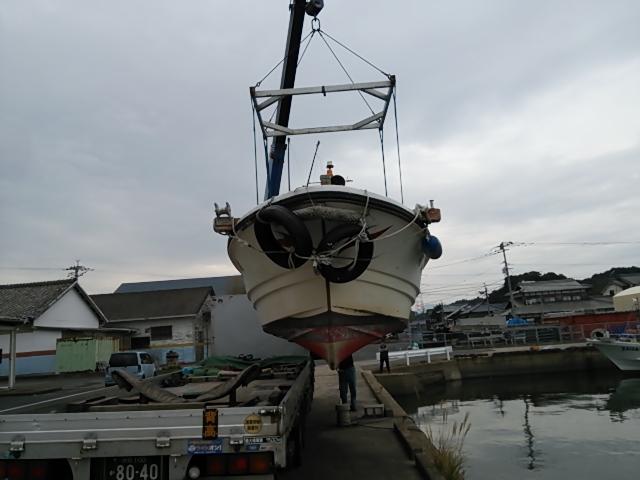 ノグチ船長ボート3