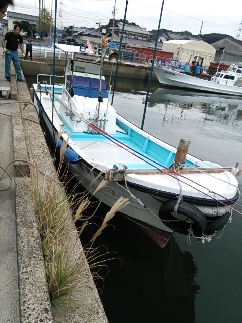 ノグチ船長ボート5