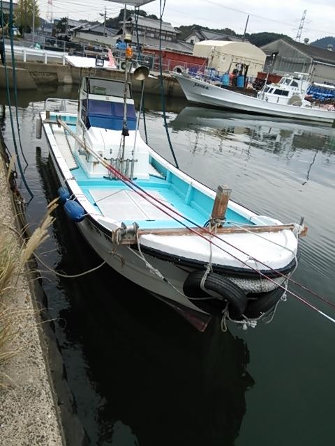 ノグチ船長ボート6