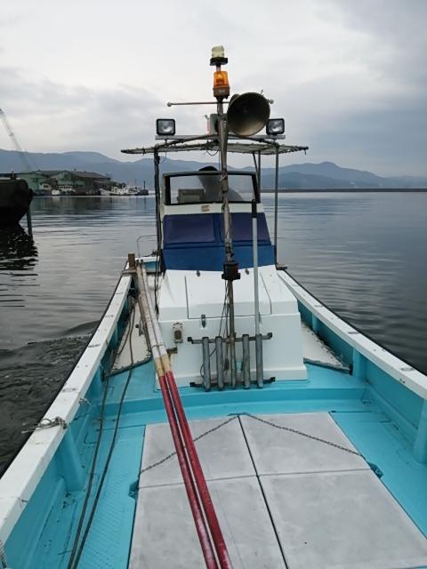 ノグチ船長ボート8