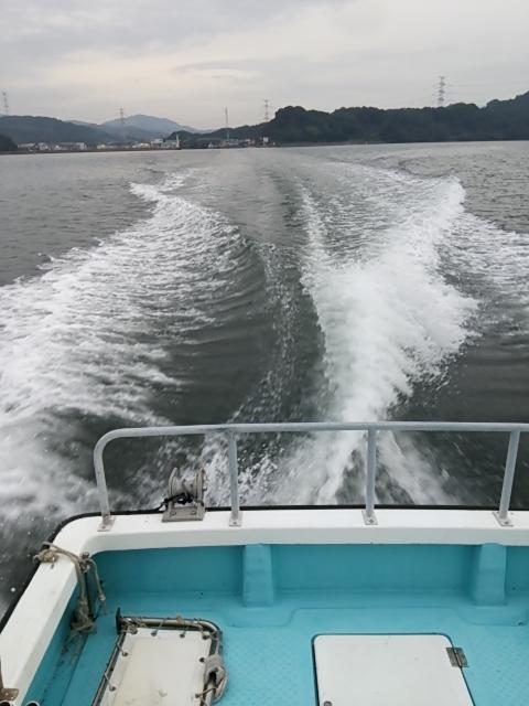 ノグチ船長ボート9