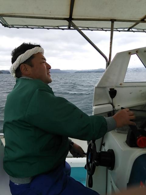 魚探取り付け9