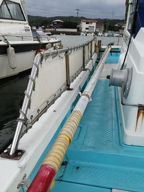 魚探取り付け14