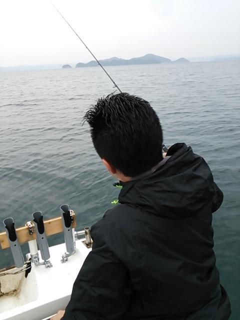 ボートエギング3