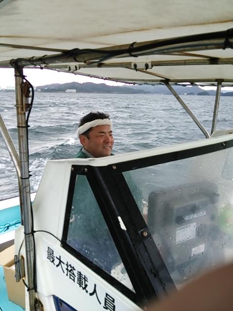 魚探取り付け10