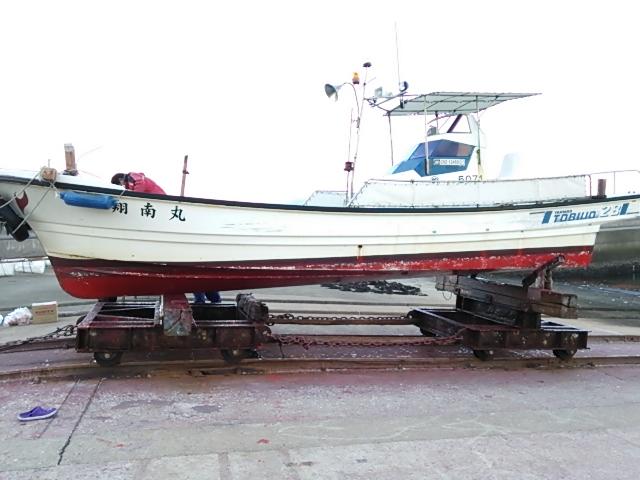 船底塗装4