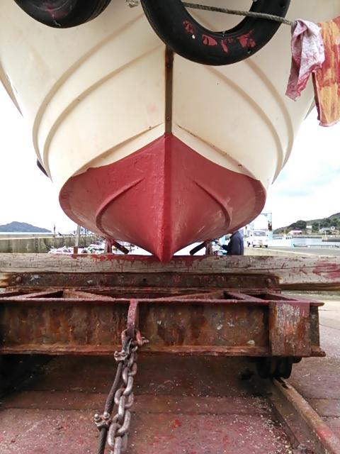 船底塗装14