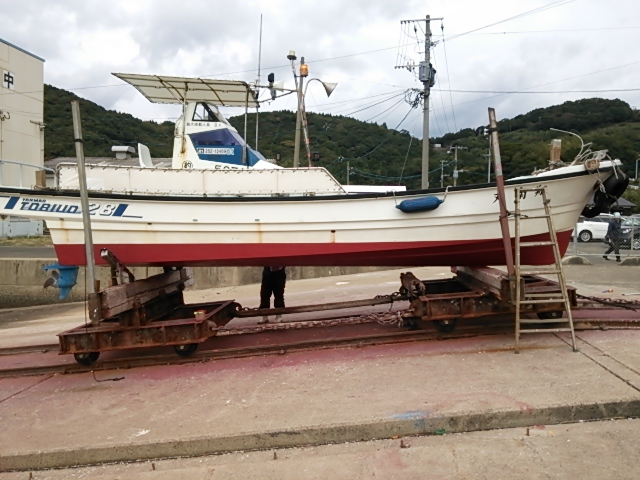 船底塗装16