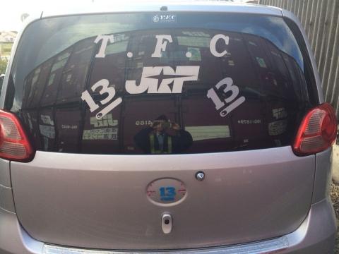TFC愛車1