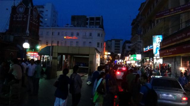 コルカタ夜