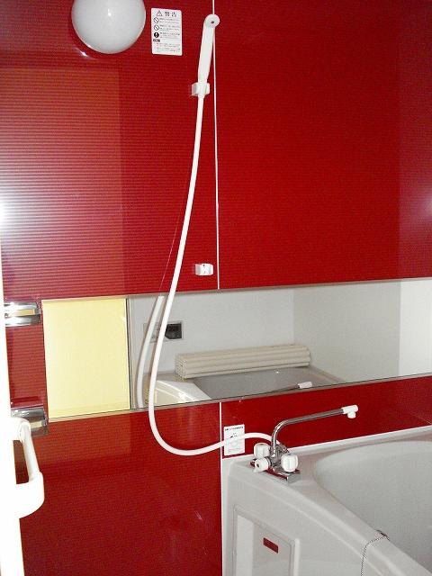 ノーブルアン-201号浴室②