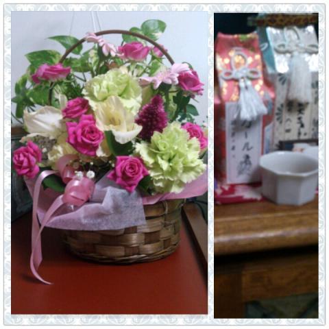カールと花