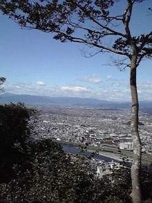 シングル・スマイル ver ブロぐ 時々ストリングス-金華山山頂
