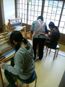 シングル・スマイル ver ブロぐ すっかりストリングス時々4弦-日本昭和村 機織り