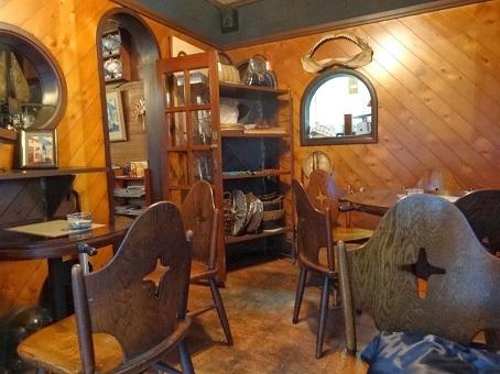 カフェレストラン浮4