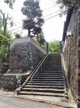 福泉寺・首大仏1
