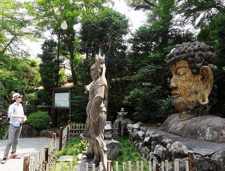 福泉寺・首大仏7