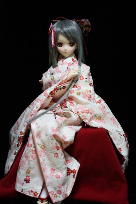 姫ちゃん_和服001