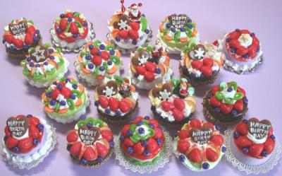 ケーキたくさん13冬