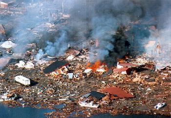 青苗地区被害