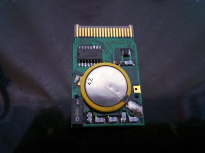 基板(電池側)