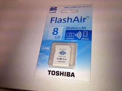 FlashAir 8GB