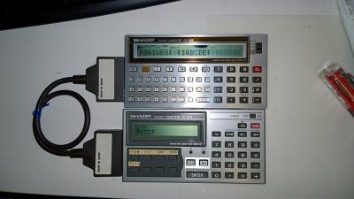 PC-1255と接続