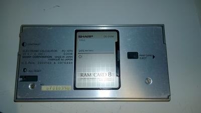 RAMカード