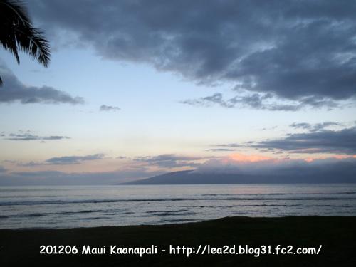 2012年6月 Maui Kaanapali