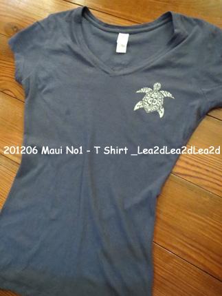2012年6月 No1 T-Shirt Maui